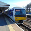 Chiltern Railways Class 165 Turbo no. 165007 at Princes Risborough on a service to Marylebone.