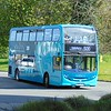 Arriva Sapphire 280 branded Enviro 400 SN15LPV 5466 in Aylesbury on the 500 from Watford.