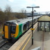 London Midland Class 350 Desiro no. 350103 at Tring on a Euston service.