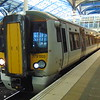 Abellio Greater Anglia Class 379 Electrostar no. 379003 at London Liverpool Street on a Cambridge service.