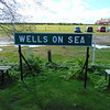Wells on Sea station on the Wells and Walsingham Railway.