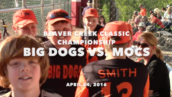 April 24: Quinn's Baseball - Beaver Creek Classic Finalists