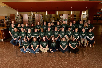 17243 Library Staff Group Photo 4-12-16