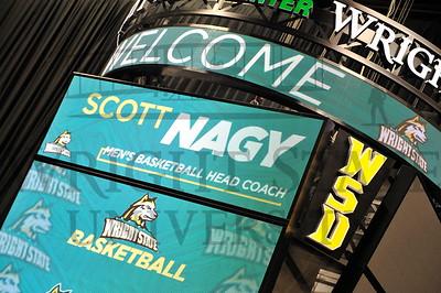 17337 Scott Nagy Basketball Coach Press Conference 4-5-16