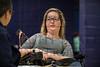 17356 Bob Mihalek, Jessica Kelbley for Commencement Profile 4-11-16