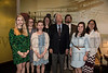 17389 Denise Robinow, David McCullough Lunch with History Students 4-19-16