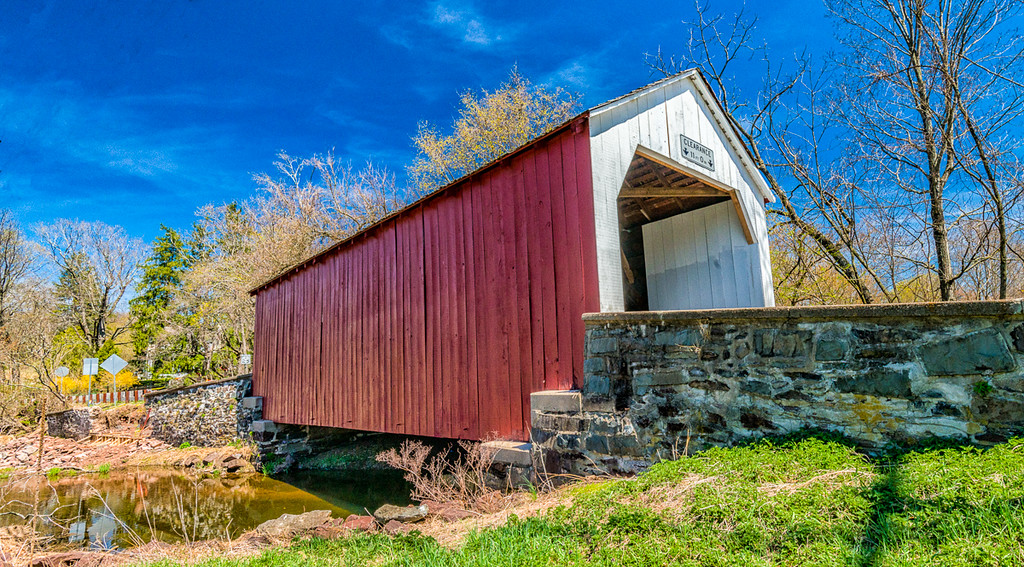 Erwinna Covered Bridge 1832