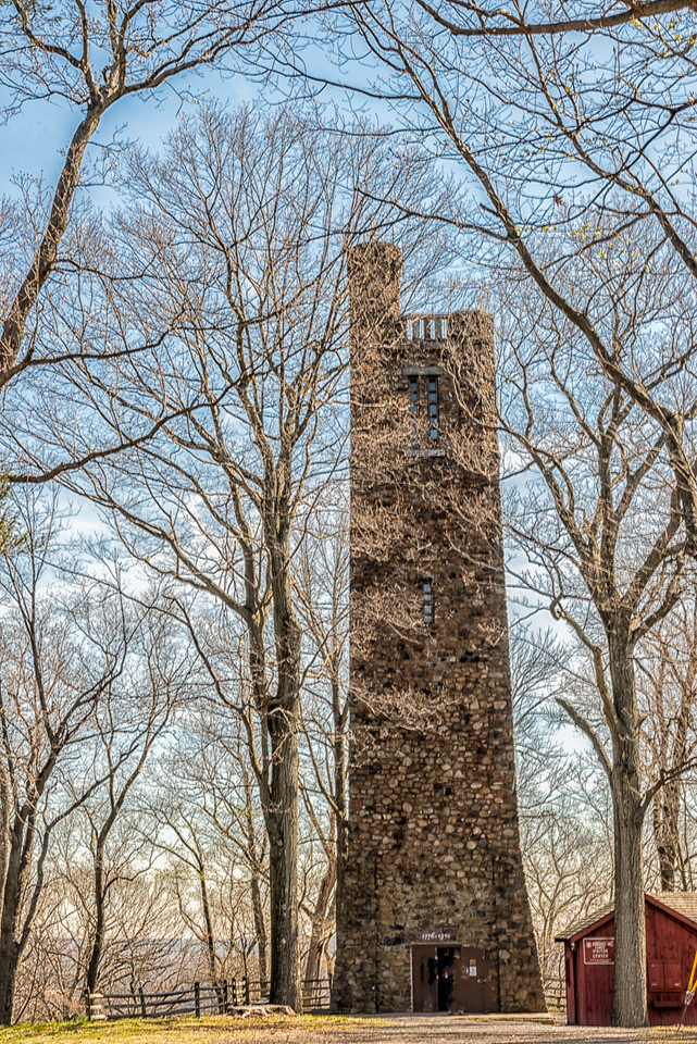 Bowman's Hill Tower