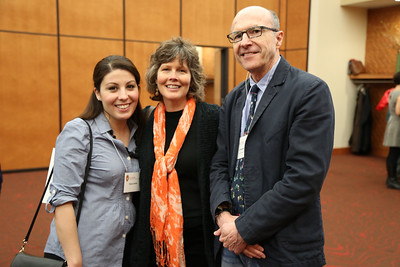 Wisconsin Film Festival Artistic Director JJ Murphy of the Department of Communication Arts (far right)
