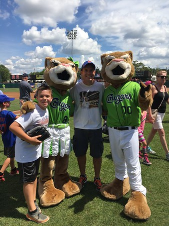 Aug. 14/Sept. 4: Kane County Cougars Game/Indianapolis Indians Game