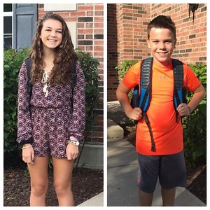 Aug. 23: First Day of School in Naperville