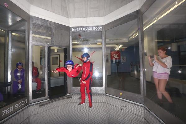 August 2016 - Indoor Skydiving