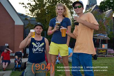 Thirsty Thursdays @ Suns Game - 8.4.16