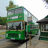 Preserved ECW bodied Bristol VR XAP638S at the Amberley Heritage Centre.
