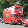 Verwood Transport AEC Routemaster NMY648E RMA11 at Arundel on festival work.