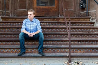 Christopher, Senior Portraits 8.21.16