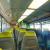 Arriva Trains Wales Class 142 Pacer no. 142081 interior at Cheltenham Spa on a Maesteg service.