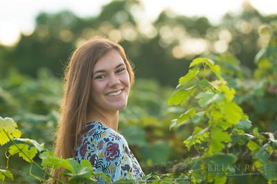 Jillian, Senior Photos 8.31.16