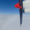 Flying from Birmingham to Newquay on DOT LT ATR-72 OY-RUB operating a Flybe service.