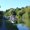 The Grand Union Canal at Bulbourne.