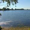 Startopsend Reservoir on the Grand Union Canal.