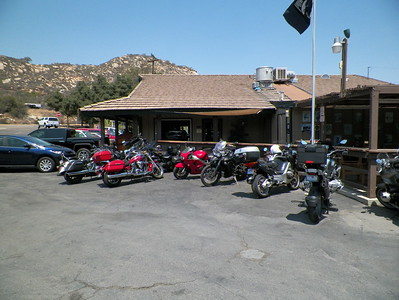 August 24 North County ride