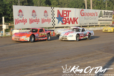 August 27, 2016 - Lebanon Valley - Pro Stocks - Jann McGaffin