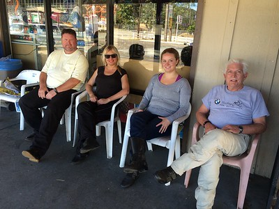 August 28 Palomar ride