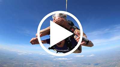 1927 Kelly Bicknell Skydive at Chicagoland Skydiving Center 20160820 Len Dan