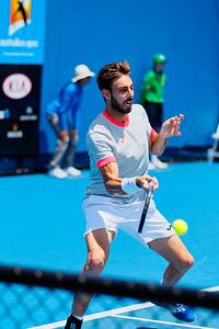 201a Marcel Granollers - Australian Open 2016