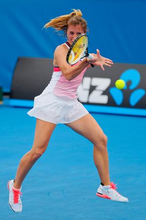 301a Annika Beck - Australian Open 2016