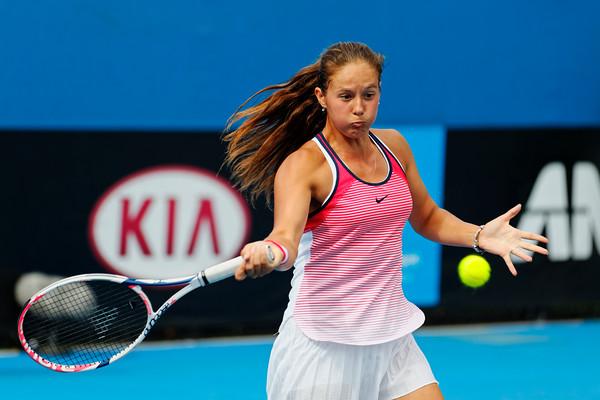 101a Daria Kasatkina - Australian Open 2016