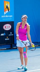 102a Julia Goerges - Australian Open 2016