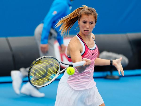 301b Annika Beck - Australian Open 2016