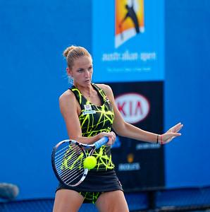 103b Karolina Pliskova - Australian Open 2016