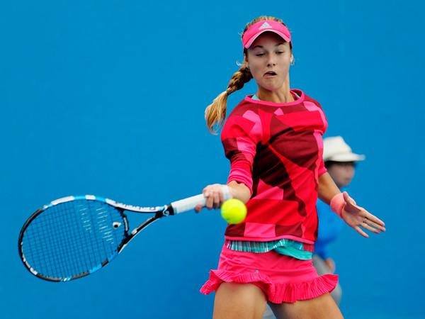 102 Anna Kalinskaya - Australian Open juniors 2016