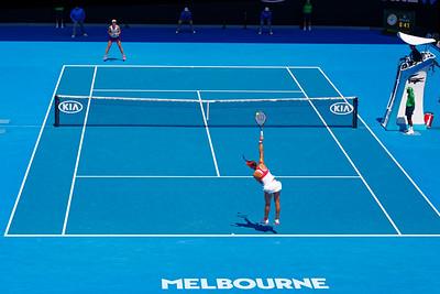 101b Tereza Mihalikova - Australian Open juniors 2016