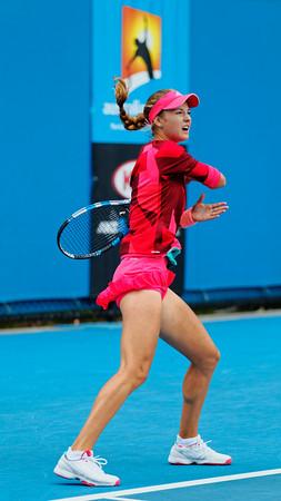 102b Anna Kalinskaya - Australian Open juniors 2016
