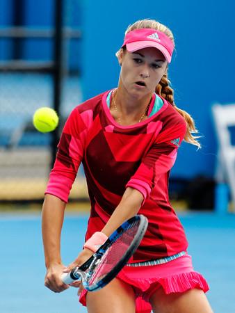 102a Anna Kalinskaya - Australian Open juniors 2016