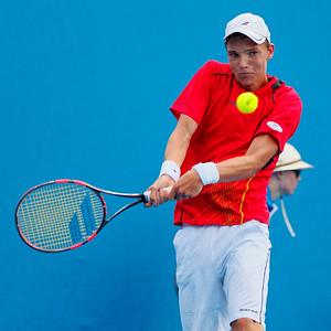 103b Oliver Anderson - Australian Open juniors 2016.