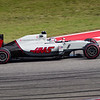 Romain Grosjean leads Haas to a points finish in the team's home race during its inaugural season. Sunday, October 23, 2016. United States Grand Prix. Circuit of the Americas. Austin, Texas.