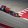 Teenage sensation Max Verstappen in his Red Bull RB12 during Free Practice 2. Friday, October 21, 2016. United States Grand Prix. Circuit of the Americas, Turn 15. Austin, Texas.