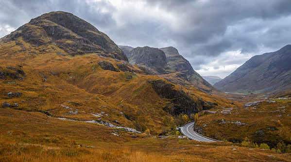 Autumn at Glencoe