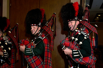 Black Watch and other Pipe Bands