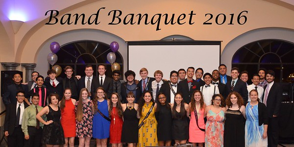 20160513 Band Banquet