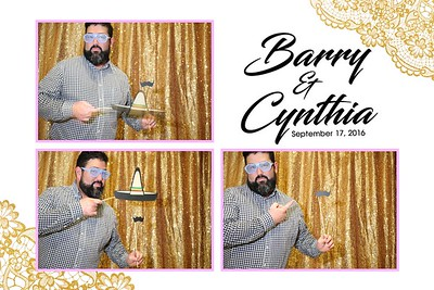 Barry & Cynthia's Wedding