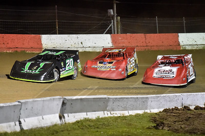 Jimmy Owens (20), Tim McCreadie (39) and Brandon Overton (76)