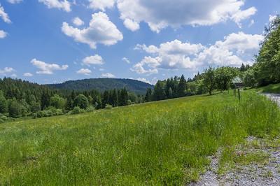 Close to Arberhütte