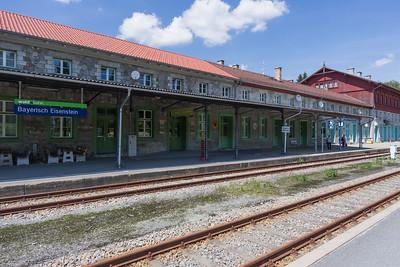 Bayerisch Eisenstein Railway Station