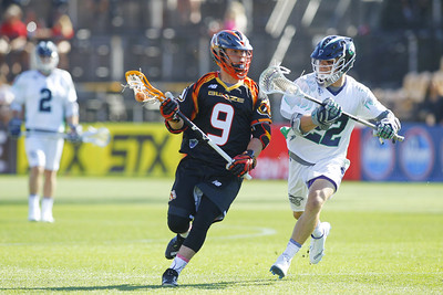 Atlanta Blaze vs. Chesapeake Bayhawks